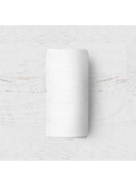 Çift Kişilik Lastikli Nevresim Takımı 200x220 - Beyaz