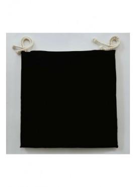 Siyah Sandalye Minderi