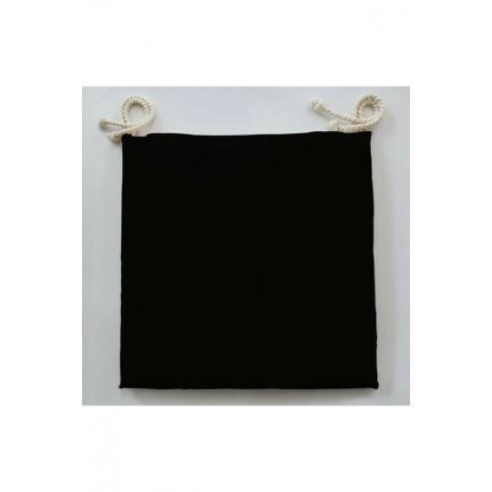 Siyah Sandalye Minderi 6'lı